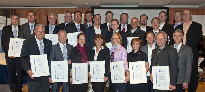 Gruppenfoto der CCM Graduierten