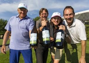 Conny Konzack, Ralf Scheuerer, Sybille Seidl-Cesare und Ralf Exel. Fotos: Sepp Beck