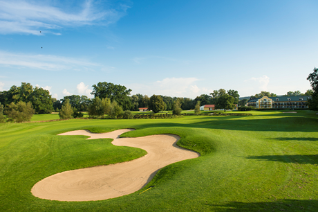 Die European Open wird am Beckenbauer Golf Course im Hartl Resort Bad Griesbach ausgetragen.