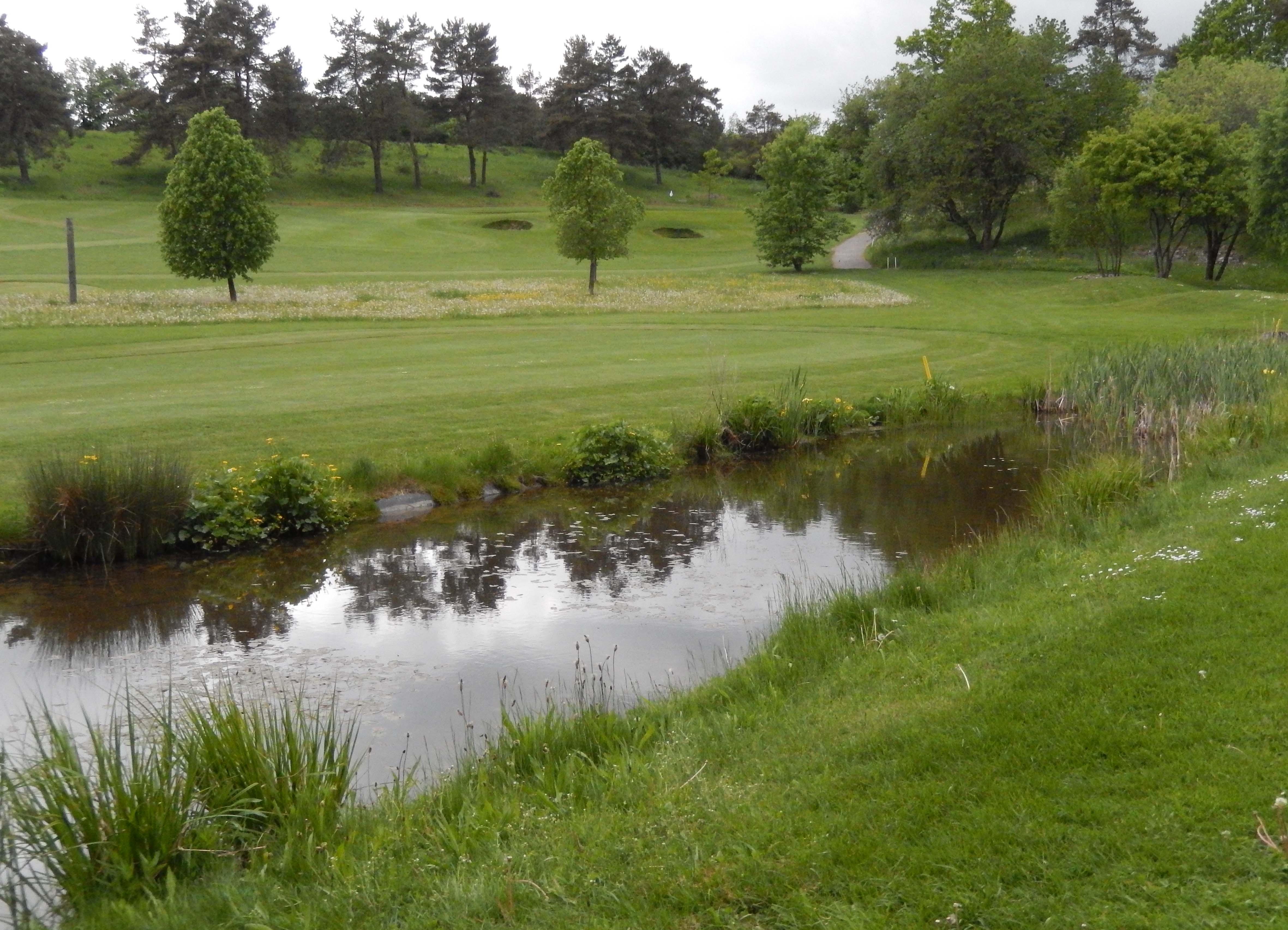 Natur und Golf im harmonischen  Einklang: Typische Impressionen aus  aus dem GC Lauterhofen. Fotos: Seidl-Cesare