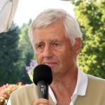 MGC-Präsident Wolfgang Schmitz ...