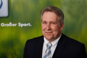 Künftig mehr Gewicht für `Golf und Gesundheit`: DGV-Präsident Claus M. Kobold. Foto: DGV