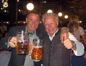 Das Siegerteam: Klaus Westermeier und Peter Fraas. Fotos: Horst Huber